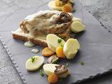 Recette : Ris de veau aux champignons et aux quenelles