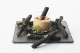 Recette : Fricassée d'écrevisses à la crème de fenouil et ses fingers de quenelles