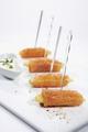 Recette : Roulés de saumon et mini quenelles